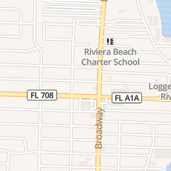 Directions for The Ferguson Firm in Riviera Beach, FL 41 W 27Th St