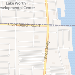 Directions for Coldwell Banker Residential Inc in Riviera Beach, FL 3640 Avenue E