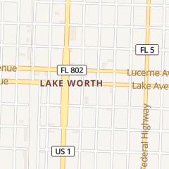 Directions for Propaganda in Lake Worth, FL 6 S J St
