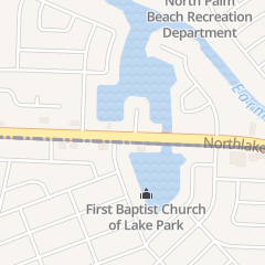 Directions for Lake Hardware and Feed in North Palm Beach, FL 317 Lake Cir
