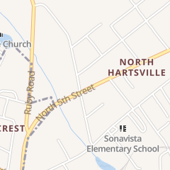 Directions for Grant Carpet in Hartsville, SC 1102 N 5th St