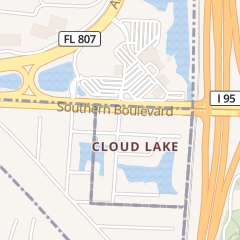 Directions for Town of Cloud Lake in West Palm Beach, FL 1 Lang Rd