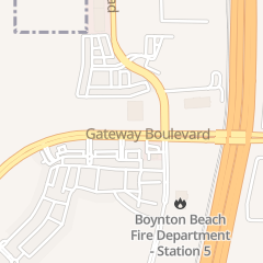 Directions for Intense Course Studio in Boynton Beach, FL 1035 Gateway Blvd