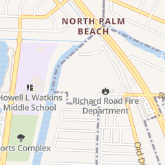 Directions for Seacoast Utility Authority in West Palm Beach, FL 1156 Richard Rd