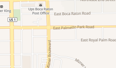 Directions for Muse A Hair Salon in Boca Raton, FL 200 E Palmetto Park Rd