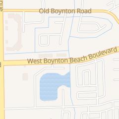 Directions for Ink and Toner in Boynton Beach, FL 1313 W Boynton Beach Blvd