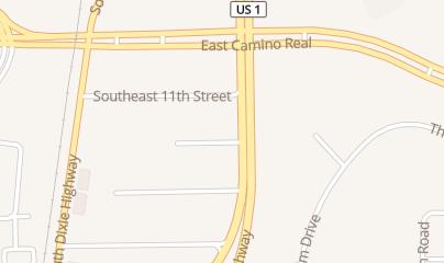 Directions for AffordADoc in Boca Raton, FL 1199 S Federal Highway Ste 190, Boca Raton FL 33432