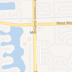 Directions for Mcdonald's Restaurant in Boynton Beach, FL 1610 S Congress Ave Ste B