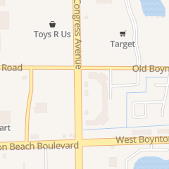 Directions for Denny's Restaurant in Boynton Beach, FL 390 N Congress Ave