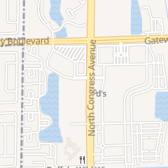 Directions for Mcdonald's Restaurant in Boynton Beach, FL 1799 N Congress Ave