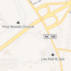 Directions for Lee Nail Spa in Thomasville, NC 900 W Cooksey Dr