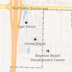 Directions for The Home Depot in Lake Park, FL 3860 Northlake Blvd