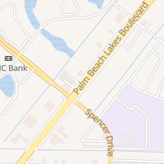 Directions for Michael D Tannenbaum Attorney in West Palm Beach, FL 2161 Palm Beach Lakes Blvd Ste 304