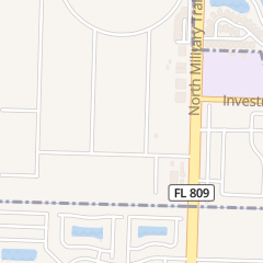 Directions for A One Gutters in Palm Beach Gardens, FL 8187 S Virginia Ave