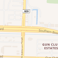 Directions for J D Rack & Draft Billrds in West Palm Beach, FL 4431 Southern Blvd