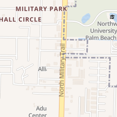 Directions for R and J Bait and Tackle in West Palm Beach, FL 2393 N Military Trl