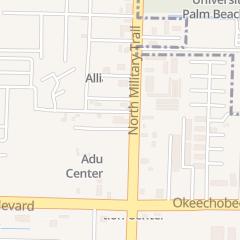 Directions for Barnes William F III in West Palm Beach, FL 2215 N Military Trl