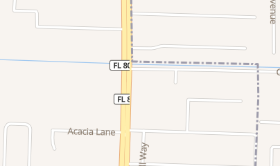 Directions for Plush Pony in West Palm Beach, FL 2028 S Military Trl