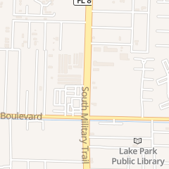 Directions for Manno's Public Safety Supply in West Palm Beach, FL 909 S Military Trl Ste B2
