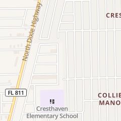Directions for F and G Auto Repair in Pompano Beach, FL 2810 NE 7th Ave