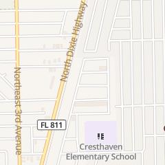 Directions for Man Auto Services Incorporated in Pompano Beach, FL 2800 NE 4th Ave