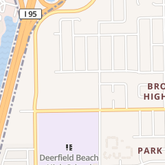 Directions for Nos Towing Service in Deerfield Beach, FL 961 Sw 15th St