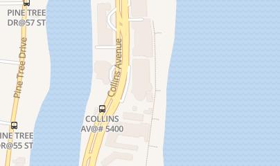 Directions for MIAMI APARTMENTS RENT in Miami, FL 5445 Collins Ave Ste CU4