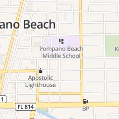 Directions for Ef Tire & Auto Repair in Pompano Beach, FL
