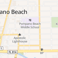 Directions for Discount Tire & Auto Repair of Margate Inc in Pompano Beach, FL