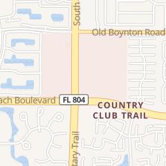 Directions for Mcdonald's Restaurant in Boynton Beach, FL 9858 S Military Trl