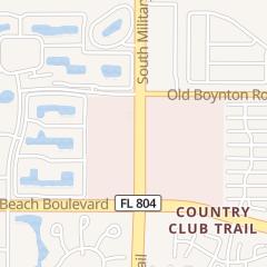 Directions for Sand & C Travel in Boynton Beach, FL 9851 S Military Trl Ste F