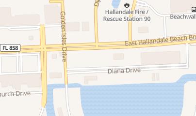 Directions for Smile Design Dental of Hallandale Beach in Hallandale Beach, FL 2100 E Hallandale Beach Blvd #305