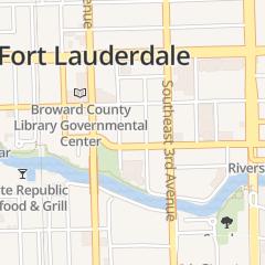 Directions for Florida Atlantic University - Broward Campuses in Fort Lauderdale, FL 111 E Las Olas Blvd