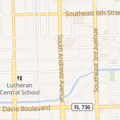 Directions for Marty's Bar & Grill in Fort Lauderdale, FL 905 S Andrews Ave