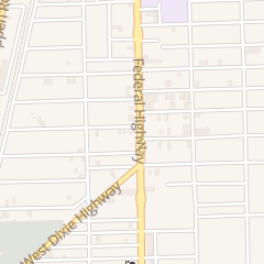 Directions for 24 Hour Locksmith in Federal in Dania, FL 602 S Federal Hwy