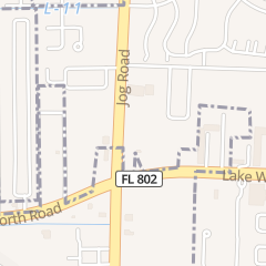 Directions for RIGHT ON QUE in GREENACRES, FL 3824 S JOG RD