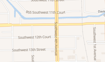 Directions for Transparent Art LLC in Fort Lauderdale, FL 1211 Southwest 4th Avenue