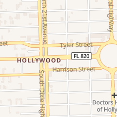 Directions for Boxroom Escape Games in Hollywood, FL 2042 Hollywood Blvd