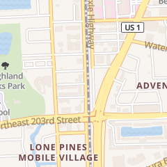 Directions for Glam Hair Extensions in Miami, FL 20502 W Dixie Hwy