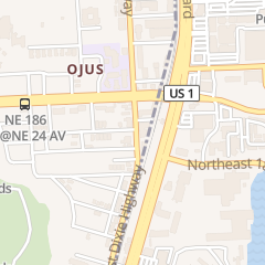 Directions for Ojus Barber Shop in North Miami Beach, FL 18484 W Dixie Hwy