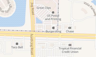 Directions for General Braddock Brewing Co in WEST PALM BEACH, FL 6901 Okeechobee Blvd