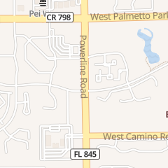 Directions for Industry Retail Group in Boca Raton, FL 22191 Powerline Rd
