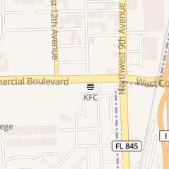Directions for Frenchy's Auto Repair in Fort Lauderdale, FL 1050 W Commercial Blvd
