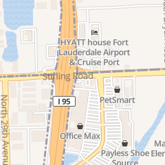 Directions for Emergency Locksmith in Razzle Dazzle Rose in Hollywood, FL 2780 Stirling Rd