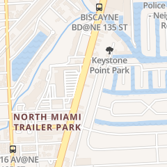 Directions for M & P Trading Inc in North Miami, FL 12955 Biscayne Blvd