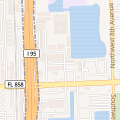 Directions for A-1 Hallandale Aluminum Corp in Hallandale Beach, FL 1037 Nw 1st CT