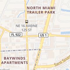 Directions for The Shop North Miami in North Miami, FL 1677 NE 123rd St