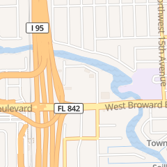Directions for The Salvation Army in Fort Lauderdale, FL 1901 W Broward Blvd