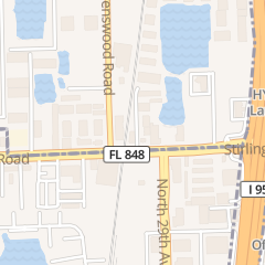 Directions for Top Gear Company in Dania, FL 2000 Stirling Rd Ste 1