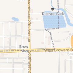 Directions for Broward County Sheriff's Office in Fort Lauderdale, FL 2601 W Broward Blvd